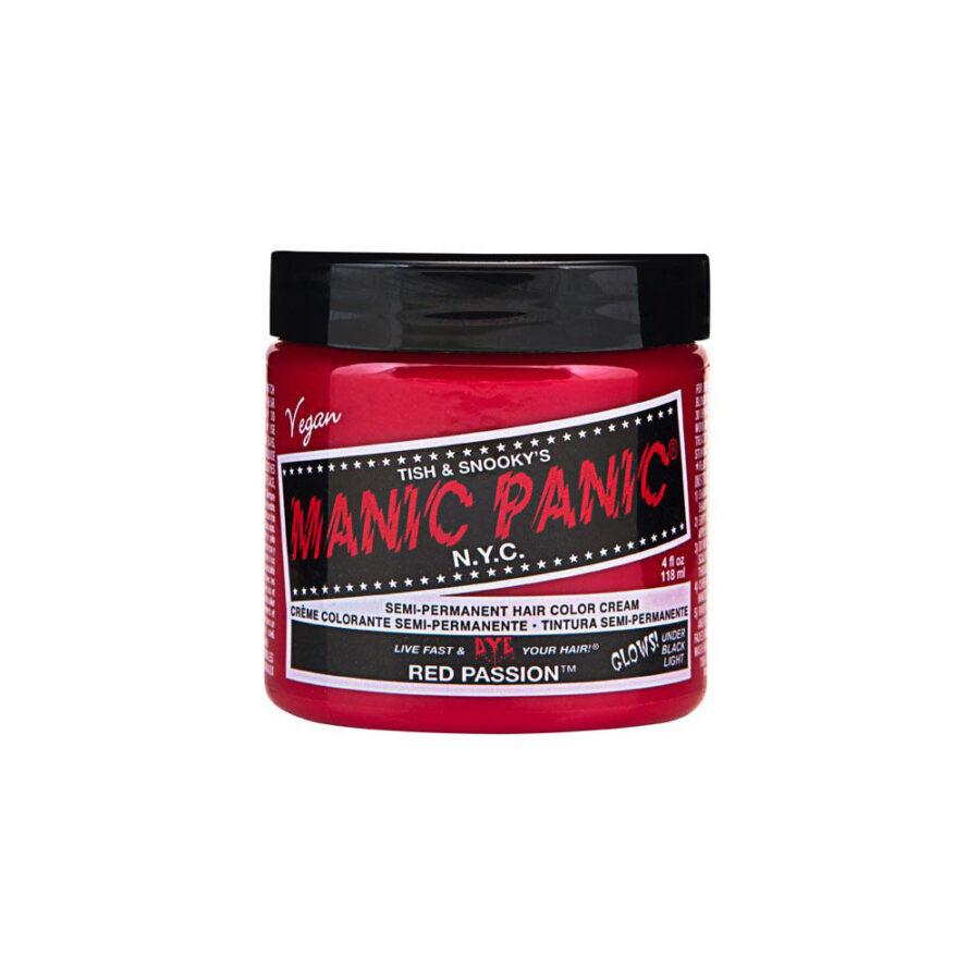 MANIC PANIC Classic Red Passion