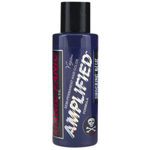 MANIC PANIC Amplified Shocking Blue