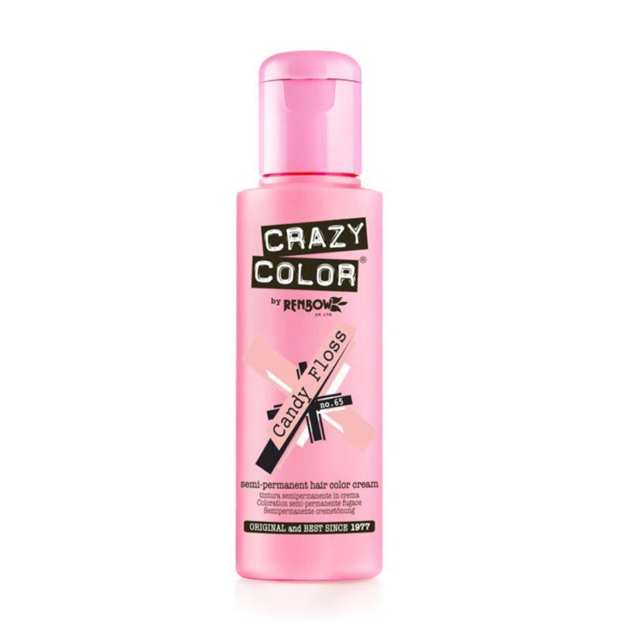 CRAZY COLOR Candy Floss 65