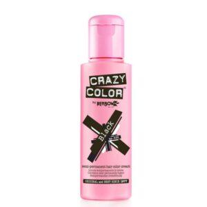 CRAZY COLOR Black 30