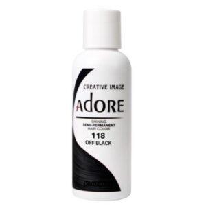 ADORE Off Black 118