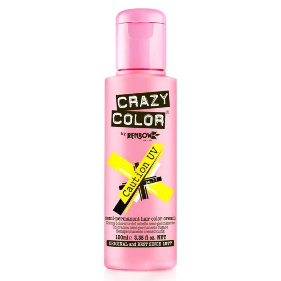 CRAZY COLOR Caution 77