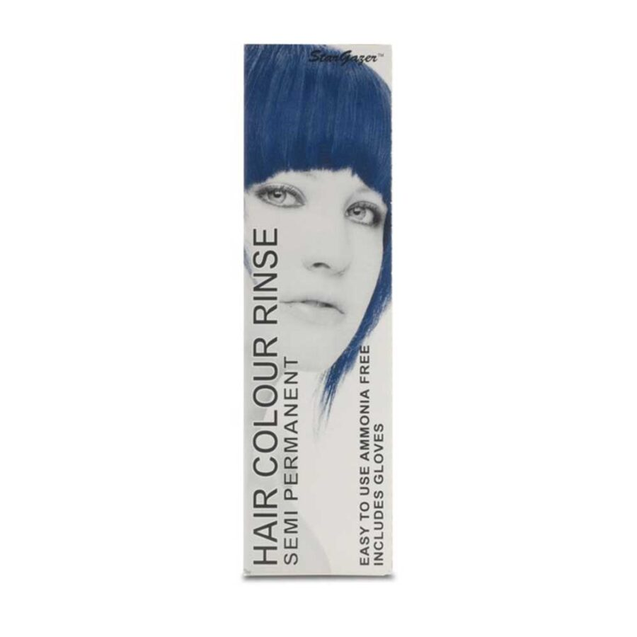 STARGAZER Blue Black