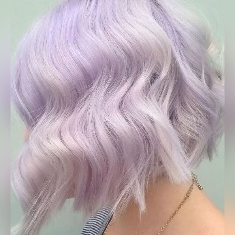 антоцианин v14 на волосах