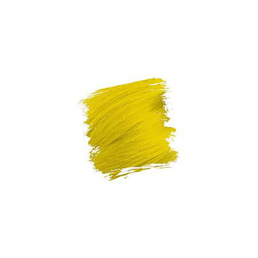CRAZY COLOR Canary Yellow 49