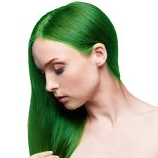 CRAZY COLOR Emerald Green 53