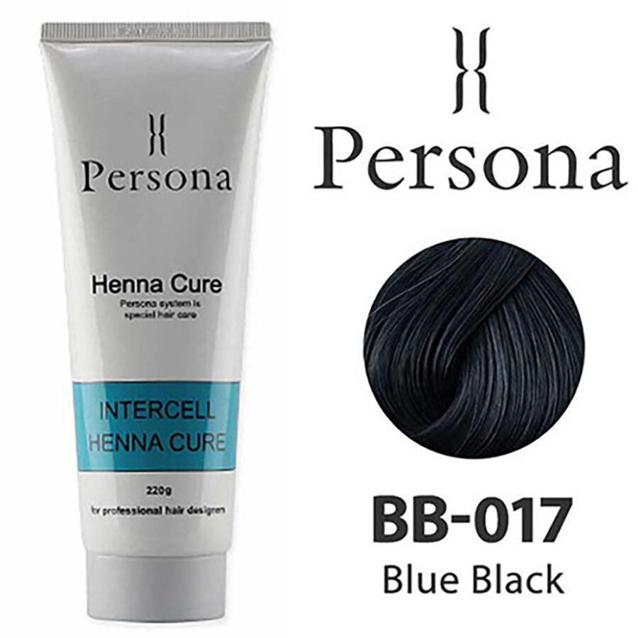 PERSONA 007 Blue Black