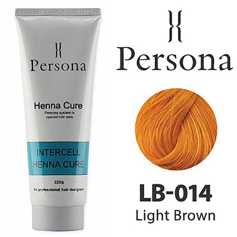PERSONA 014 Light Brown