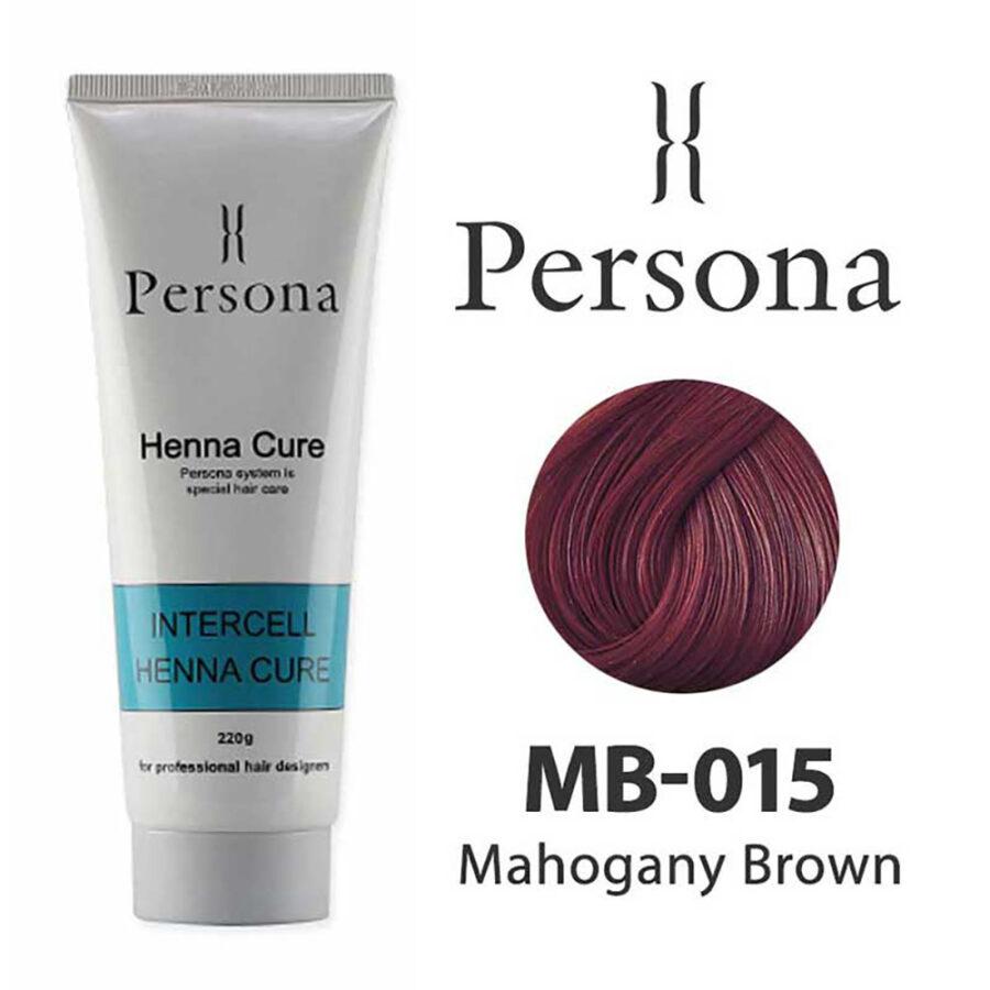 PERSONA 015 Mahogany Brown