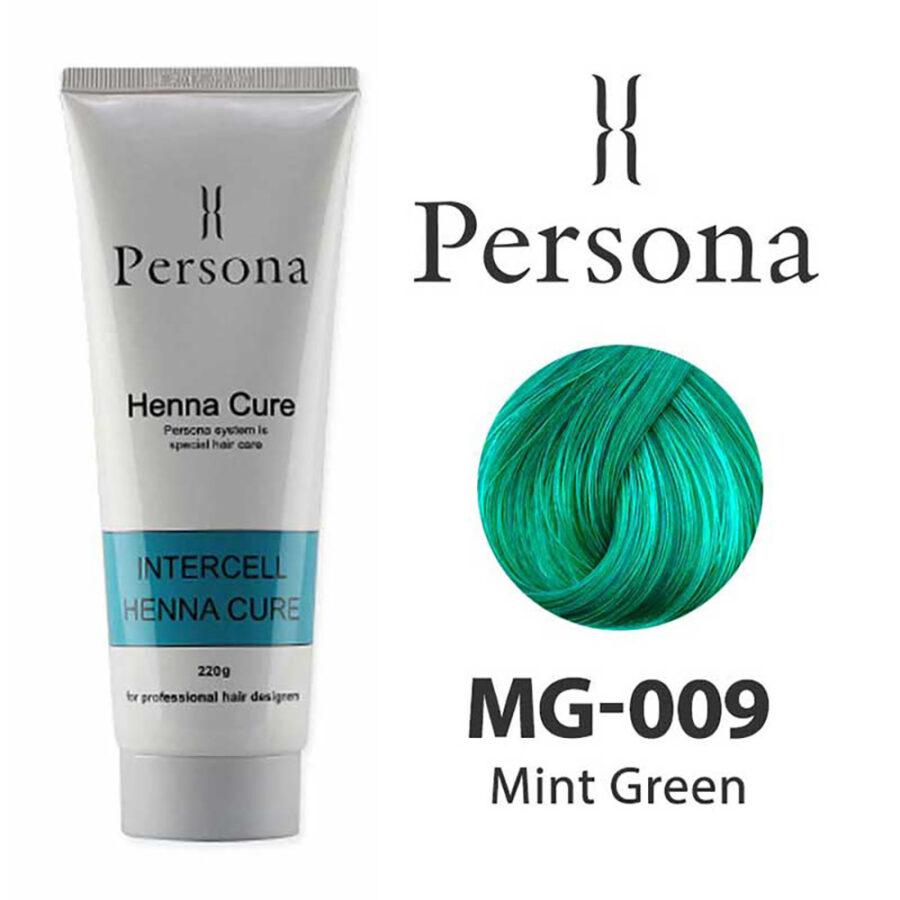 PERSONA 009 Mint Green