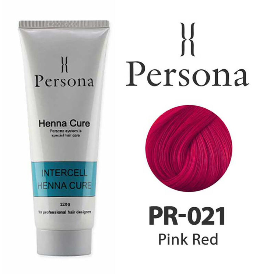 PERSONA 021 Pink Red