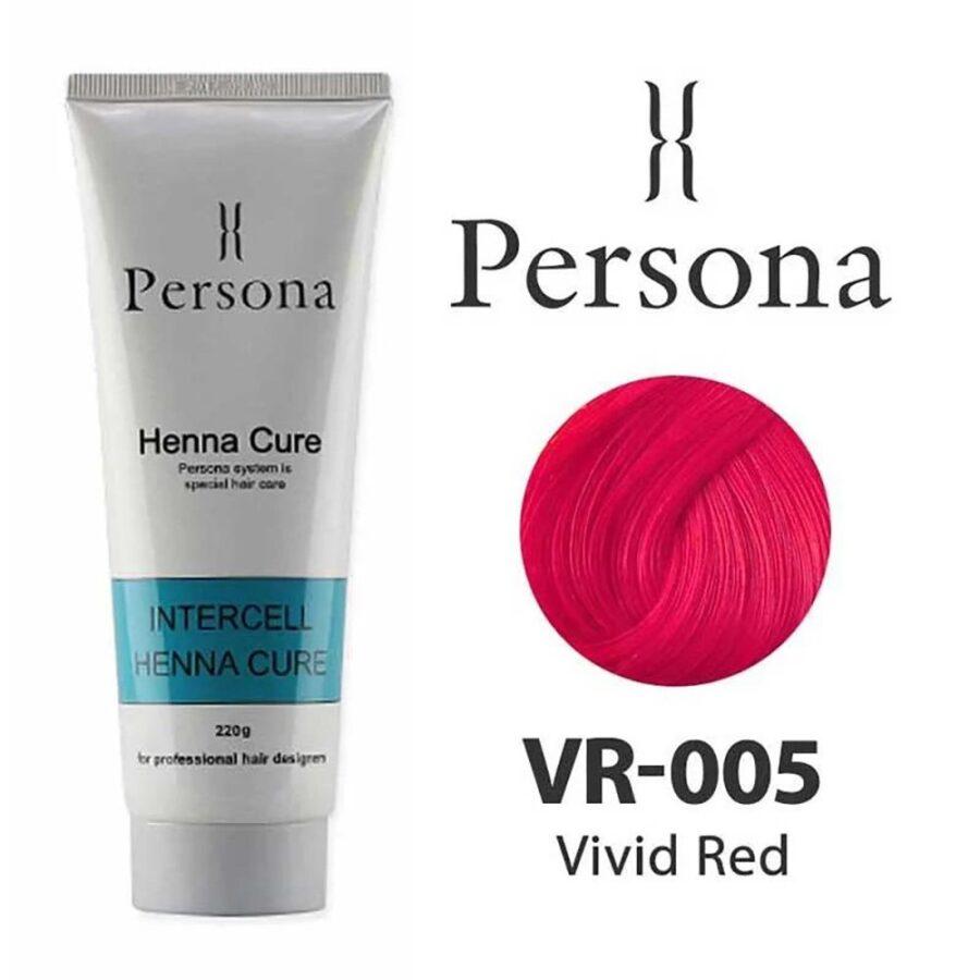 PERSONA 005 Vivid Red