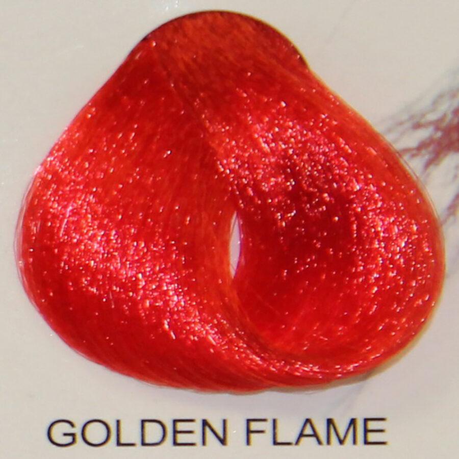 STARGAZER Golden Flame
