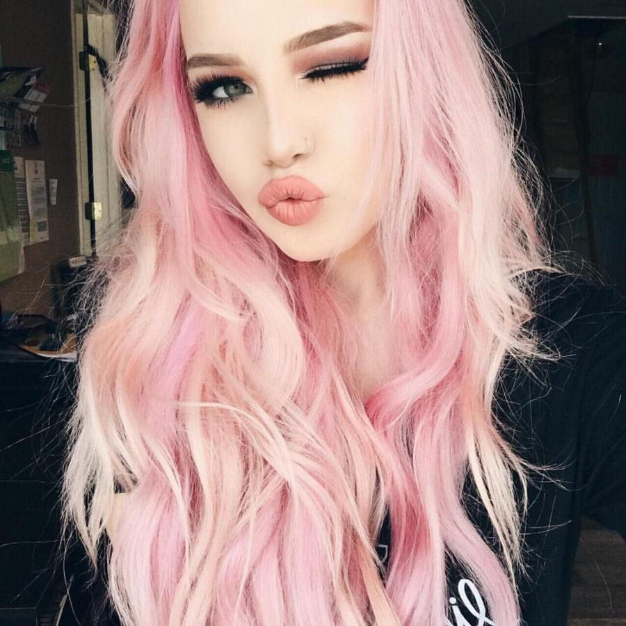 STARGAZER Baby Pink