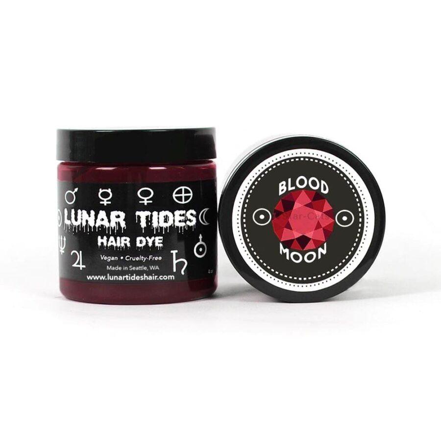 Lunar Tides Blood Moon