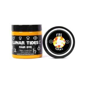 Lunar Tides Fire Opal