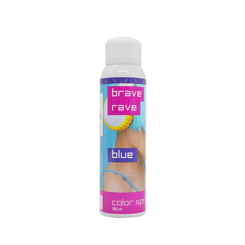спрей для волос Brave Rave blue