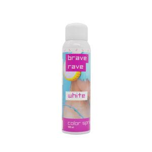 спрей для волос Brave Rave white