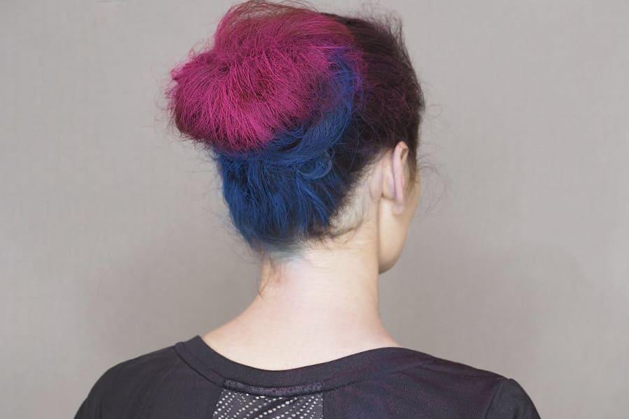 спрей краска для волос