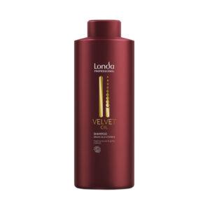 Londa Velvet Oil шампунь с аргановым маслом 1000 мл